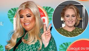 Gemma Collins: 'If Adele can do it so can I'   Celebrity   Heat