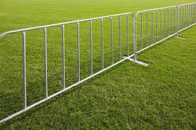 Crowd Control Barriers Hire 25 Years Experience Atf Services
