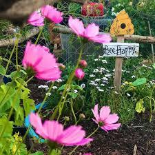 flower garden from scratch