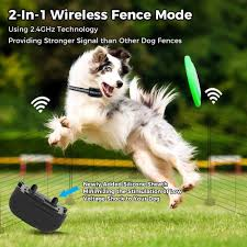 All In One Dog Wireless Fence Paw Roll