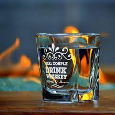 best personalised glassware custom