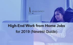 11 best work from home jobs for 2020