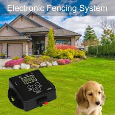 Janpet Small Medium Large Dog Rechargeable Pet Fencing System Waterproof Electric Fences For 2 Dogs Pet Fence Electric Fencefence System Aliexpress