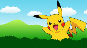 pikachu pokemon third generation
