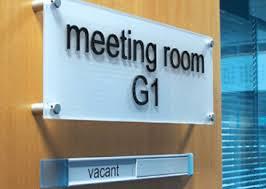 Image result for director door signages