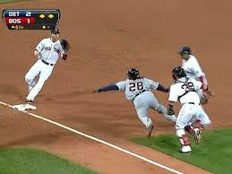 Prince Fielder's Belly-Flop Slide Led To Some Hilarious GIFs - Business  Insider