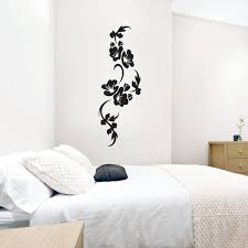 Vine Of Flowers Flowers And Shapes Wall Decals And Stickers
