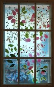 flower stained glass stained glass