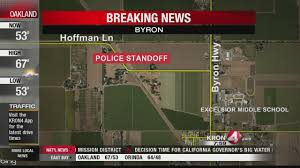 Video: Barricaded child molestation suspect in Byron killed in  officer-involved shooting