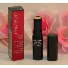 new shiseido perfecting stick concealer