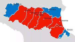 Elezioniregionali | Elezioni Regionali Emilia Romagna: la mappa ...