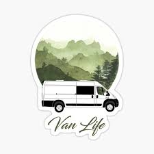 Van Life Stickers Redbubble