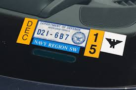 Say Farewell To Navy Windshield Decals The San Diego Union Tribune