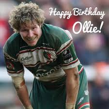Happy Birthday 🥳 Ollie Smith! - Leicester Tigers | Facebook