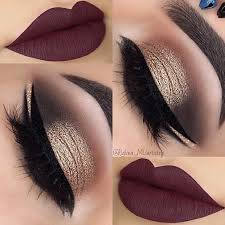 prom makeup makeup ideas cold colored