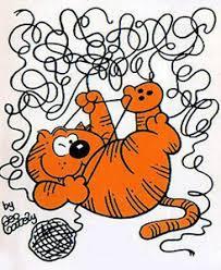 famous cartoon cats