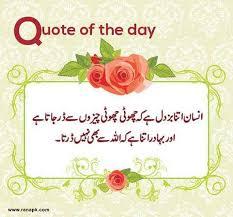 urdu quote insaan