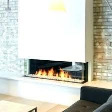 modern gas fireplace design