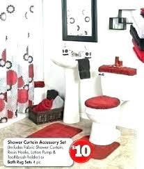 red bathroom rugs savethefrogs2 com
