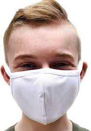 Cotton Face Mask with Filter ...
