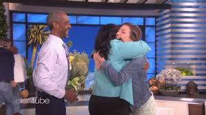 KHOU-TV's Brandi Smith appears on 'Ellen' after saving truck ...