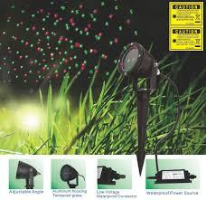 2020 ip44 outdoor waterproof red green