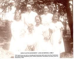 Lura Ada Quesenberry (Marshall) (1899 - 1949) - Genealogy