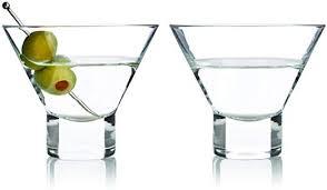 viski raye stemless martini