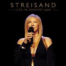 Barbra Streisand - Streisand: Live In Concert (2 CD's) - Amazon ...