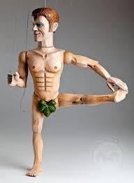 Adam Czech Marionette | Marionettes.cz