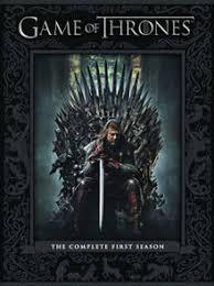game of thrones season 1 wikipedia