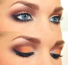 red eye makeup for blue eyes saubhaya