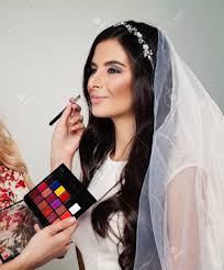 bridal makeup perfect bride with