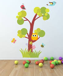 Lollipop Walls Owl Birds Tree Wall Decal Best Price And Reviews Zulily