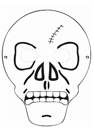 Hướng dẫn cách làm mặt nạ Halloween bằng giấy độc đáo ...