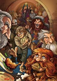That's what Bilbo Baggins hates by BlazeCK-PL on DeviantArt