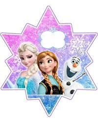 Kit Imprimible Frozen Chivic Cumpleanos Invitaciones Tarjeta