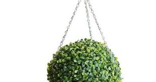 artificial buxus topiary ball 30cm