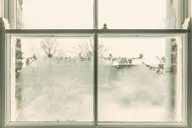 window seal is broken