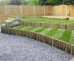timbers for retaining walls