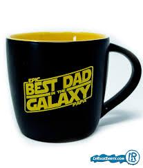 Best Dad In The Galaxy Star Wars Coffee Mug Gift For Dad By Lerage Shirts