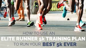 5k specific training learning from