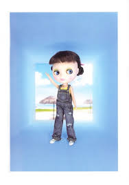 DCR1B2 Blythe Doll E Pattern Japanese PDF Top Overall | Etsy