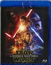 Star Wars Episodio VII: Il Risveglio della Forza Blu-ray: Amazon ...