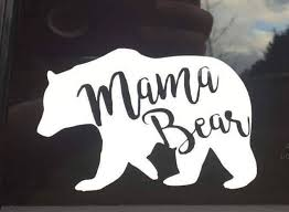 Mama Bear Car Decal Mom Baby Car Laptop Decals Mothers Day Baby On Board Yeti Laptop Sticker Vinyl Proud Mom Sti Laptop Decal Mama Bear Car Decals