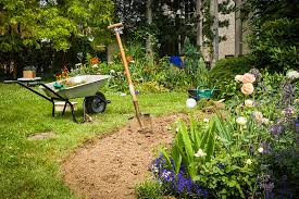 25 beautiful flower bed ideas green