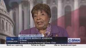 Communicators with Representative Eddie Bernice Johnson | C-SPAN.org