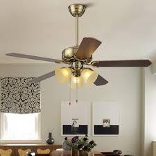 blossom dining room ceiling fan light