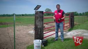 How To Install An Automatic Gate Opener Youtube