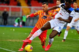 Calcio, serie A: Lecce – Atalanta 2 -7: la fotogallery di Giovanni ...